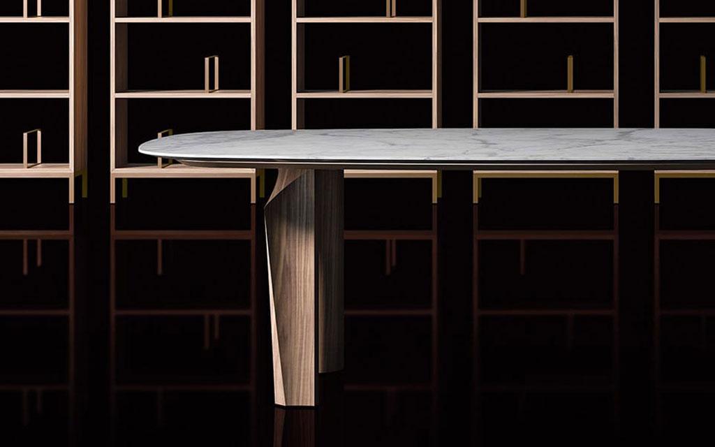Tavoli moderni e di design di ego zeroventriquattro for Design tavoli moderni