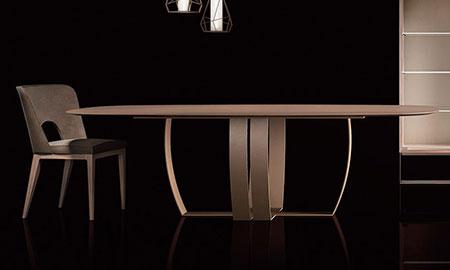 Tavoli moderni e di design di Ego Zeroventriquattro