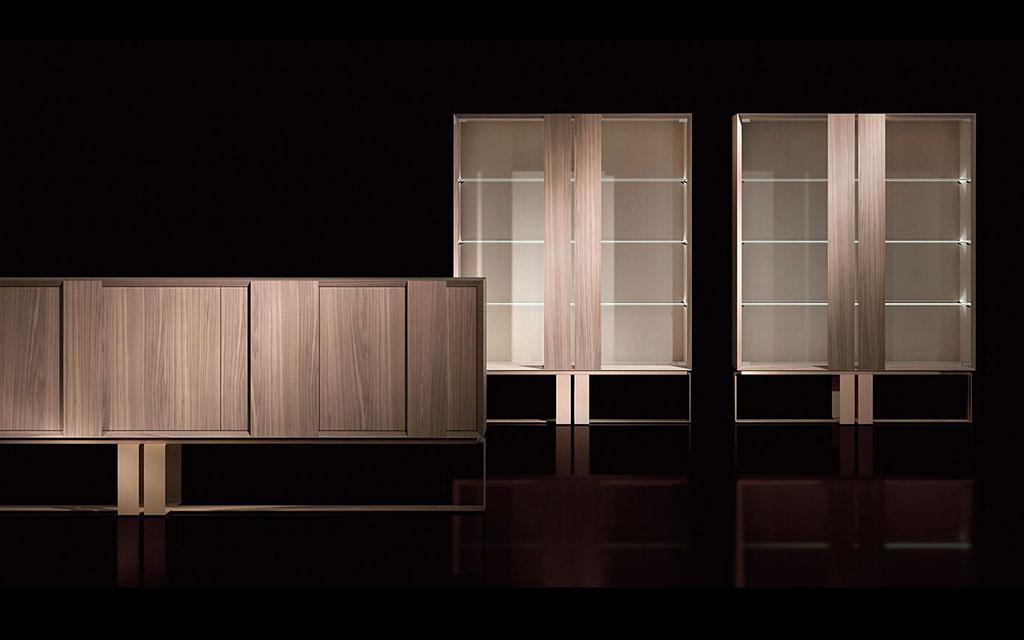 Vetrine moderne e di design di ego zeroventriquattro for Arredamento vetrine